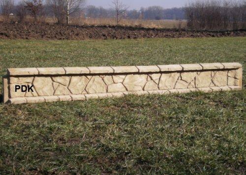 Podhrabové desky pro ploty z latí i pletiva Frýdek Místek
