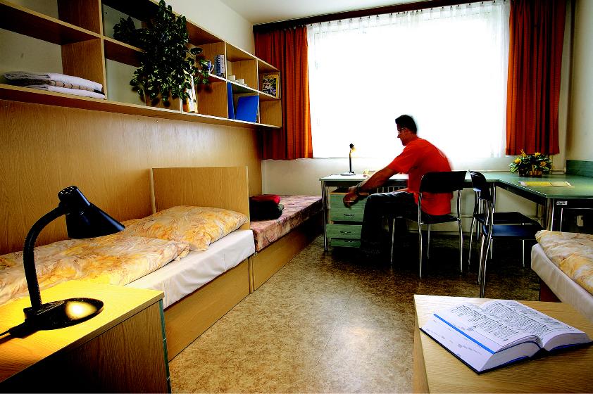 Levné ubytování v hostelu Palacký