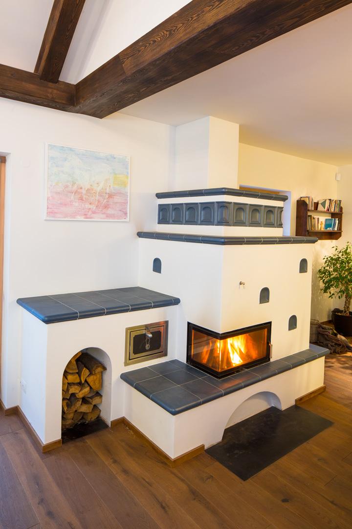 Kombinované teplovodní a akumulační sálavé vytápění Praha - moderní a úspěšné řešení vytápění
