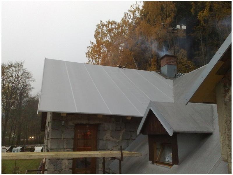 Kvalitní hydroizolace pro Vaši střechu s fóliemi Alkorplan