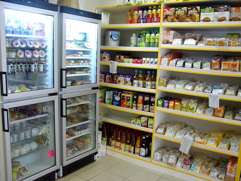 Prodejna zdravé výživy Uherský Brod