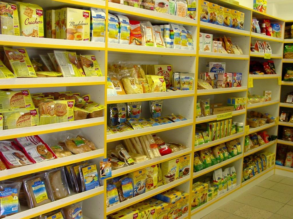 bezlepkové potraviny, produkty Uherské Hradiště