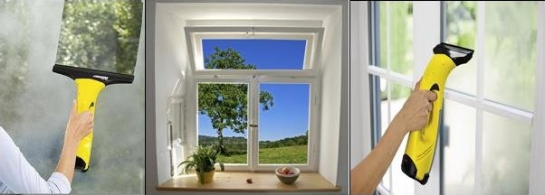 Mytí oken, výloh a parapetů s ošetřením žaluzií