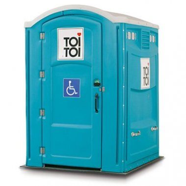 Mobilní toaleta pro handicapované TOI TOI CAP Plzeň
