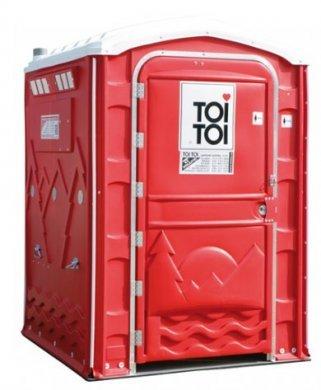 Mobilní toaleta s přebalovacím pultem TOI TOI BABY Plzeň