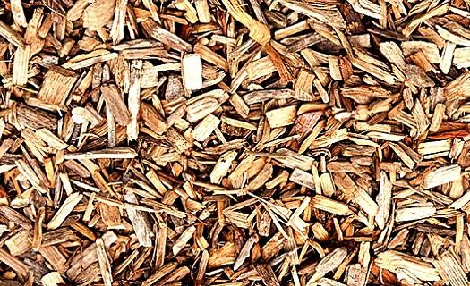 Modřínová kůra a dřevní štěpka k energetickému využití Opava