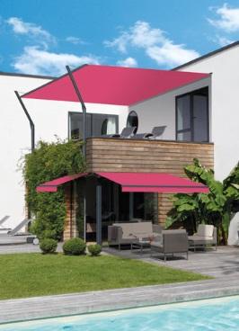 Markýzy a pergoly výroba Praha - zajímavé řešení venkovního stínění pro Váš byt nebo dům