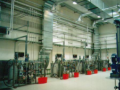 Stříkací zařízení robotizovaných průmyslových lakoven