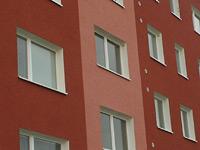 Zateplení fasády, program Zelená úsporám Olomouc, Šternberk