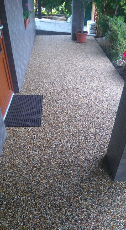 Přírodní, kamenná podlaha-na balkon, terasu, do vjezdu, pod pergolu