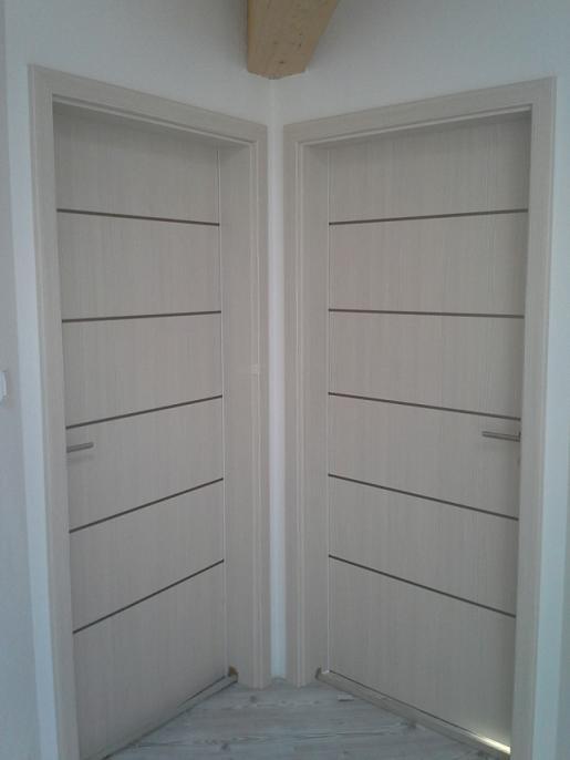 Dveře a zárubně, prodej, montáž Znojmo