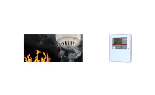Požární a kouřové hlásiče - elektronická signalizace