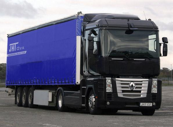 Silniční motorová autodoprava nákladní, mezinárodní, tuzemská, Trutnov
