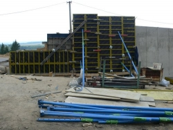 Výstavba místních komunikací, náměstí, pozemních staveb a inženýrských sítí