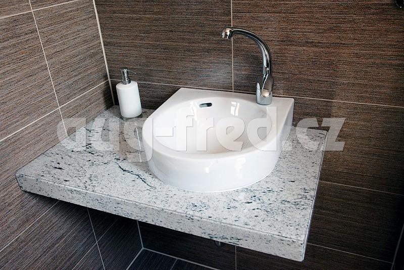 Mramorové koupelny a umyvadla - koupelnové doplňky