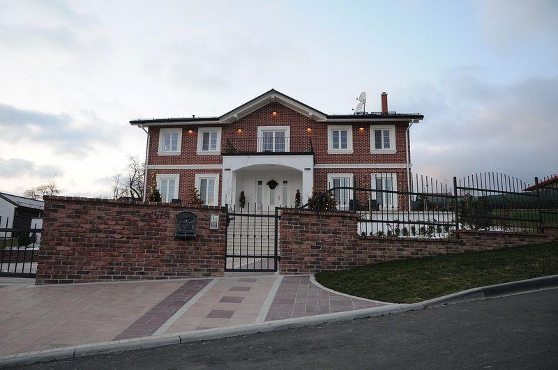Dřevostavba - rodinný dům Lukov u Zlína