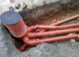 Vodovody, kanalizace, zemní, výkopové práce, řezání živice a betonu