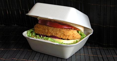 hamburger boxy Olomouc