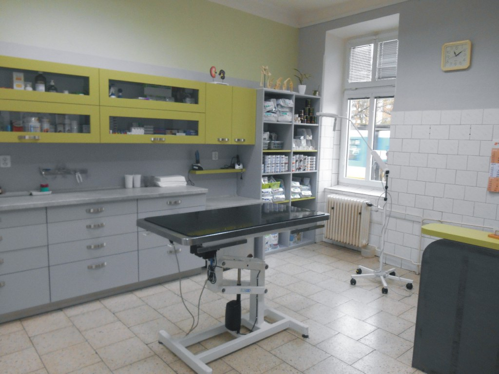 Veterina pro vaše mazlíčky Ostrava