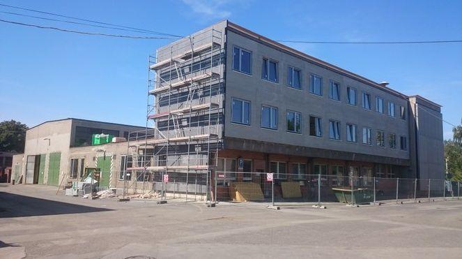Fasády domů i historických budov Ostrava, Moravskoslezský kraj
