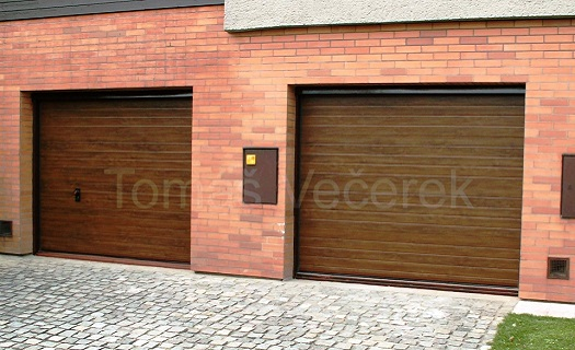 Spolehlivá garážová vrata Opava