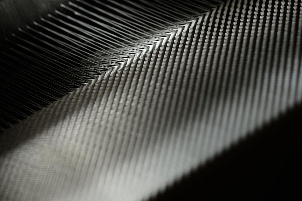 Technické tkaniny ze skelné příze