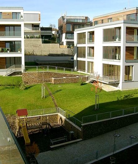 Revitalizace, regenerace veřejné, sídlištní zeleně, parků