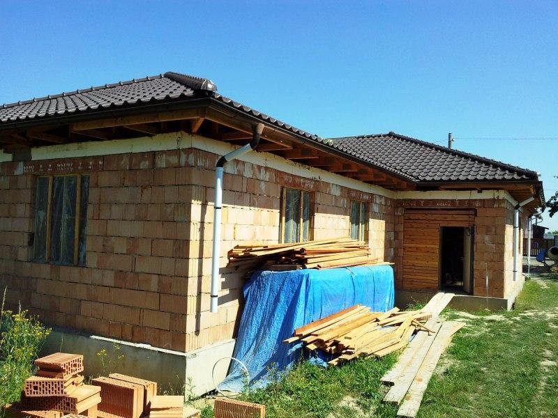 Stavba rodinných domů Opava