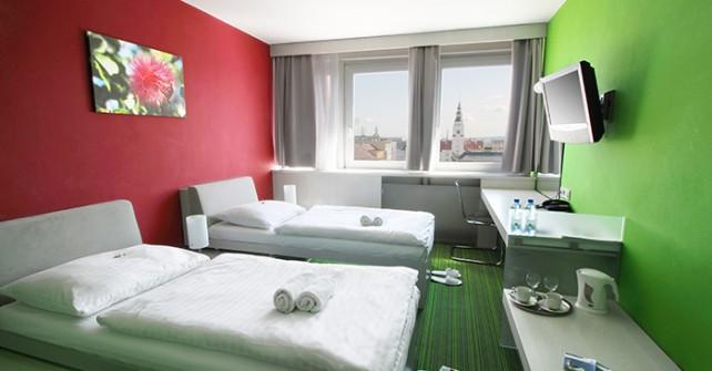 Ubytování přímo v centru Opavy - nejširší nabídka pokojů a cen