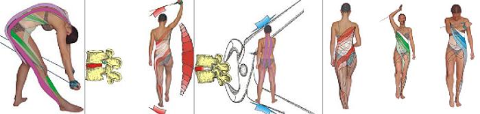 SM systém cvičení, spirální stabilizace páteře-sestava cviků dle MUDr. Smíška