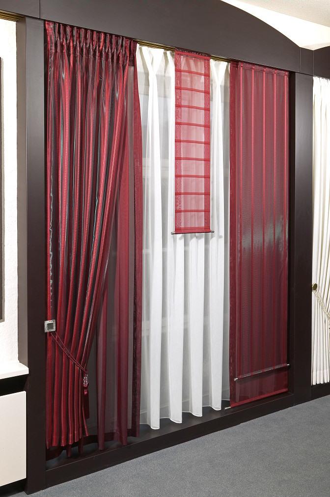 Bytový textil, záclony - Zlín