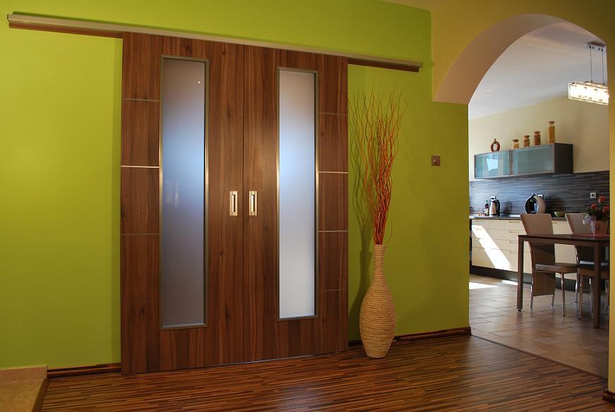 Dveře a zárubně od českého výrobce Znojmo