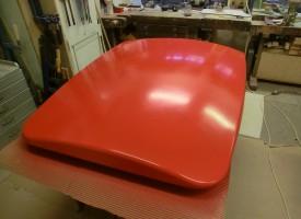 Vakuové tvarování plastů za tepla, výroba forem - modelárna