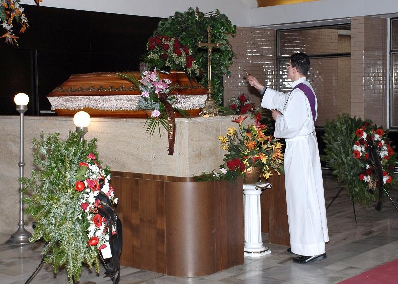 Pohřební ústav, zajištění kremace Přerov