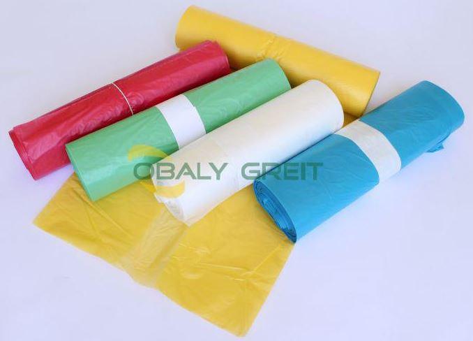 Papírové, mikrotenové, polyethylenové pytle a sáčky Plzeň