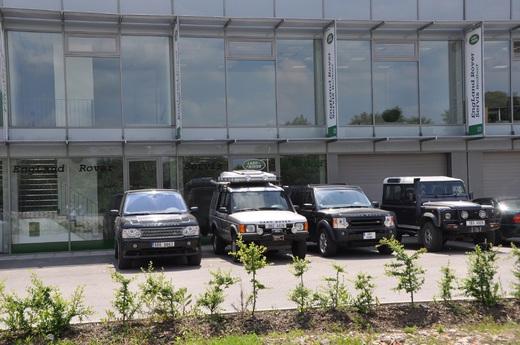 Land Rover náhradní díly Brno