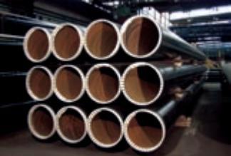 Svařované trubky pro rozvody kapalných a plynných hořlavých médií se šroubovicovým svarem