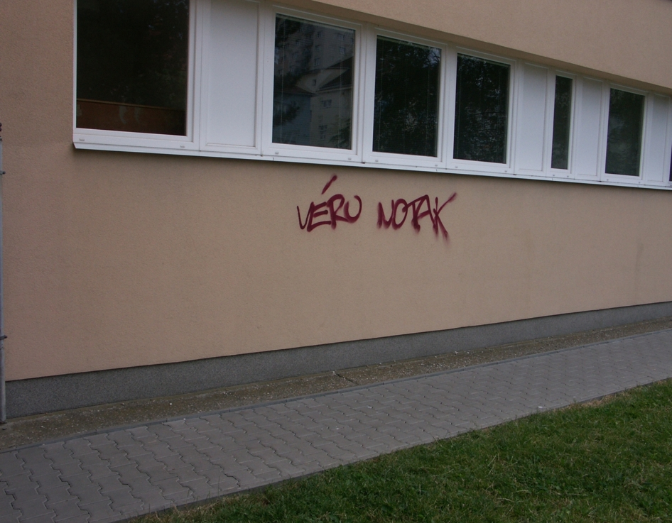 odstranění graffiti Zlín