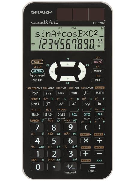 profesionální školní kalkulátor Sharp
