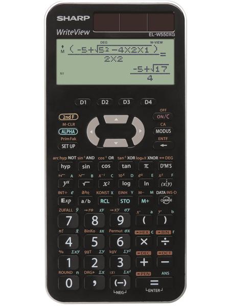 školní kalkulátor Sharp Uherské Hradiště