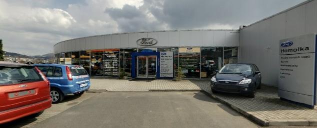 Prodej a servis FORD Děčín