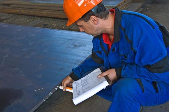 Plechy z oceli pro tlakové nádoby Ostrava