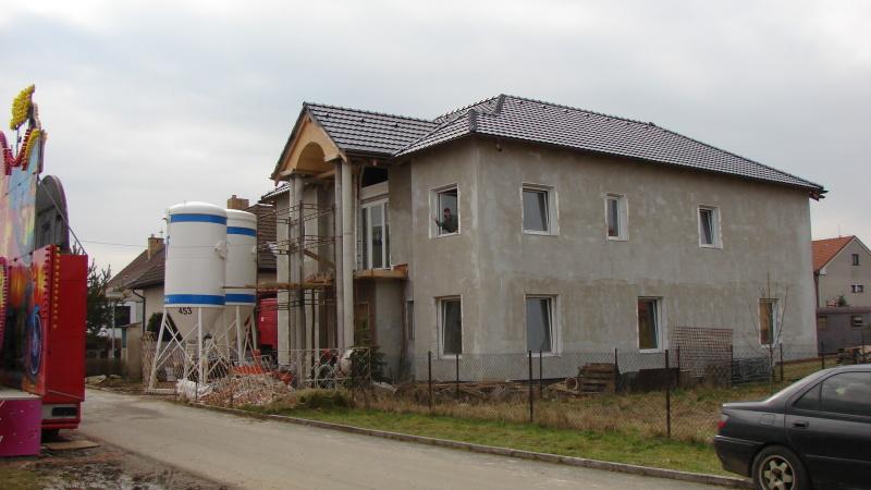 Strojní omítky - Jan Pešek, Jablonec nad Nisou