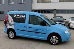 Prodejna originálních dílů Škoda - NORA