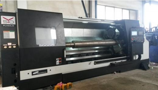CNC turning center - machining of metallurgical products, weldments, castings and forgings, the Czech Republic