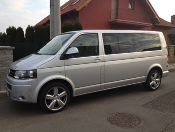 Mikrobus - pohodlná přeprava i do zahraničí Ostrava
