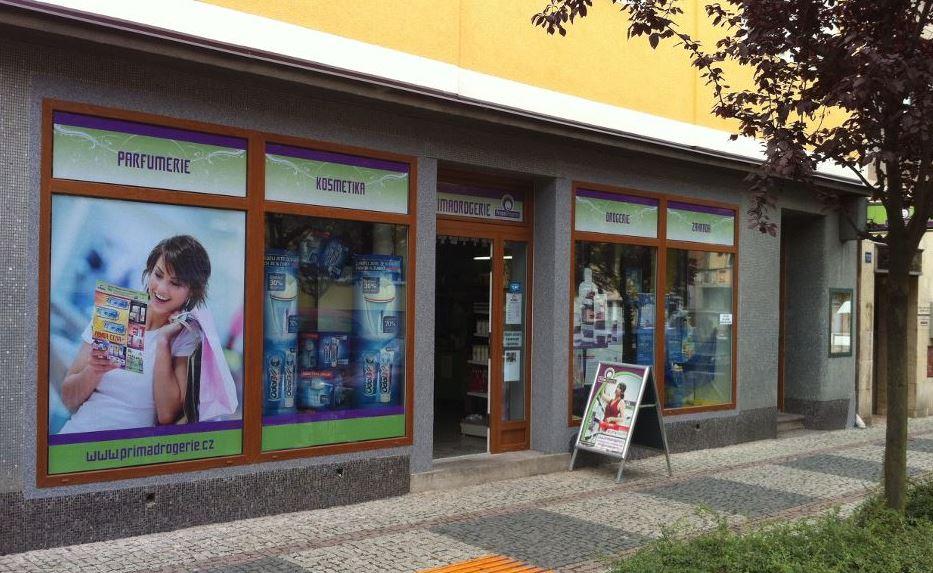Drogerie Turnov - prodej kosmetického a drogistického zboží pro koncové zákazníky