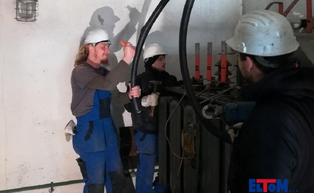 Elektrorevize, elektrická zařízení nízkého a vysokého napětí - montážní a údržbové práce