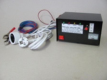 Náhradní zdroje elektrické energie pro oběhová čerpadla ústředního vytápění