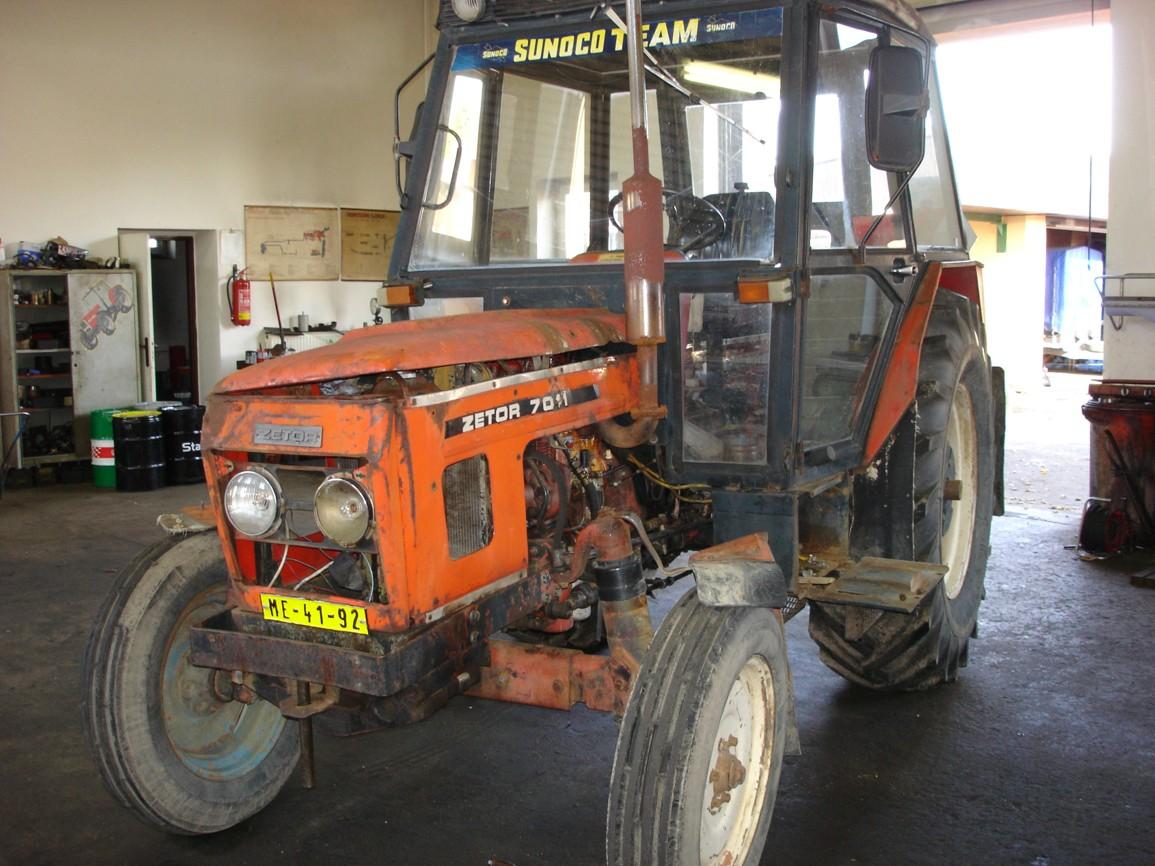 Prodej, servis traktorů Zetor, Jan Kuchař  - Velim